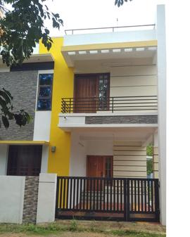 Villas for sale in Nagercoil - Residential Individual Houses in